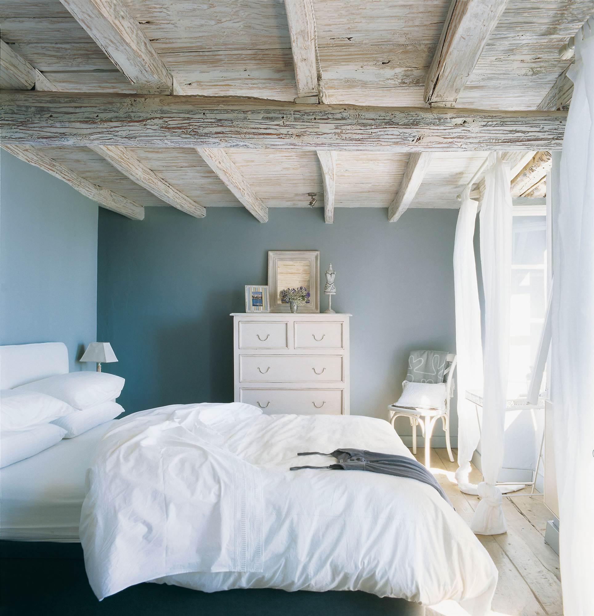 ¿De qué color pinto mi dormitorio?
