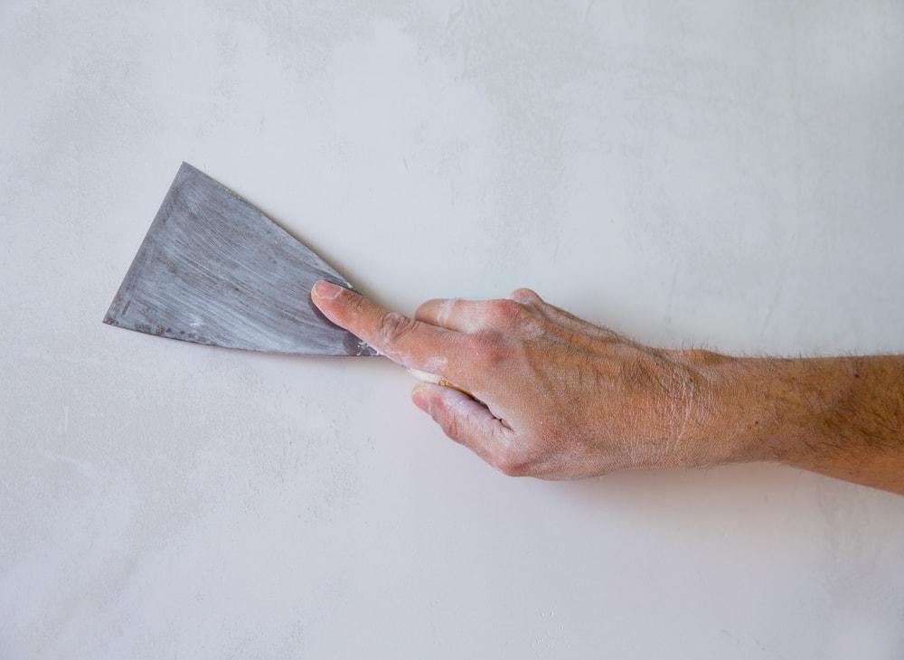 Cómo utilizar masilla
